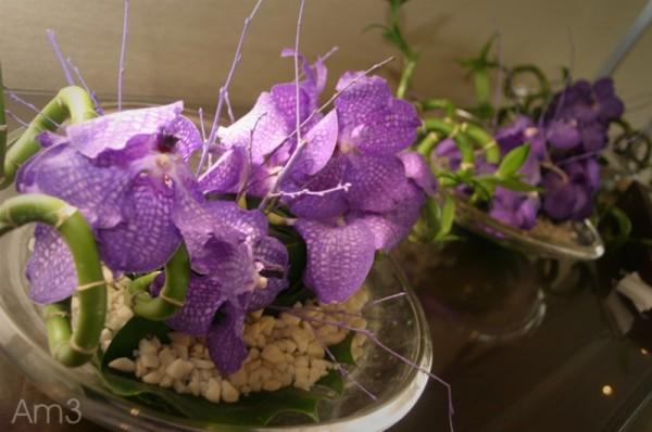 Japanese flower decor
