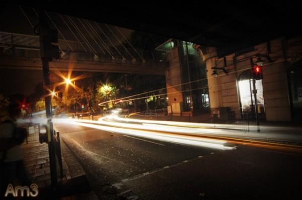 Light Bend...