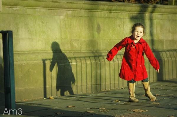 The Redcoat Shadowmaker...