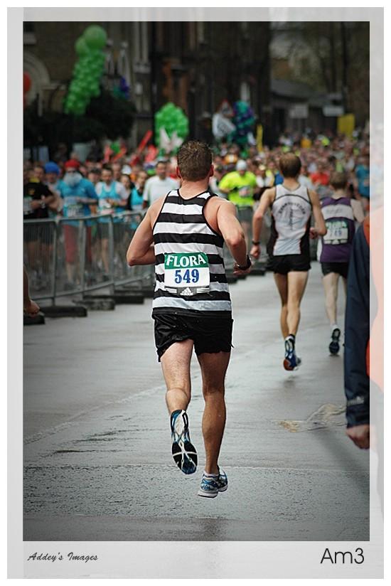 Flora Marathon....It Begins...