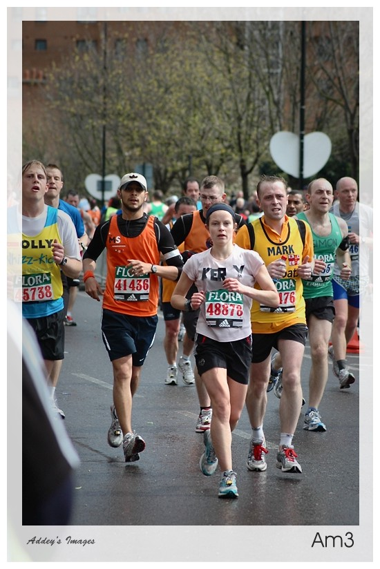 Flora Marathon VIII...