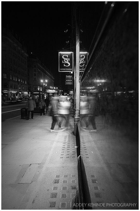 B&W Street Photography