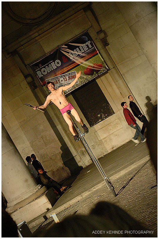Balancing Act...