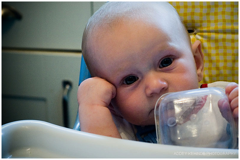 Little Thinker...