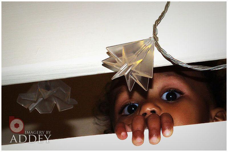 Peek-a-boo..!