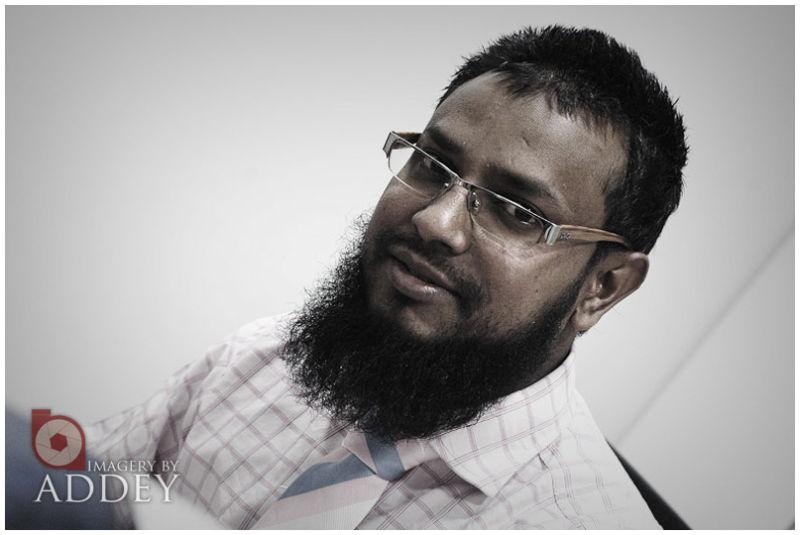 Portraits...The Man Ali.