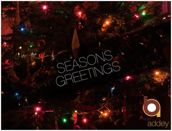 Happy Holidays...!
