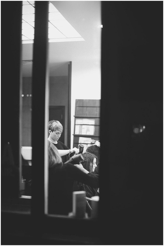 The Hairdresser...