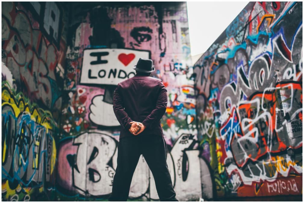 """I Love London"""