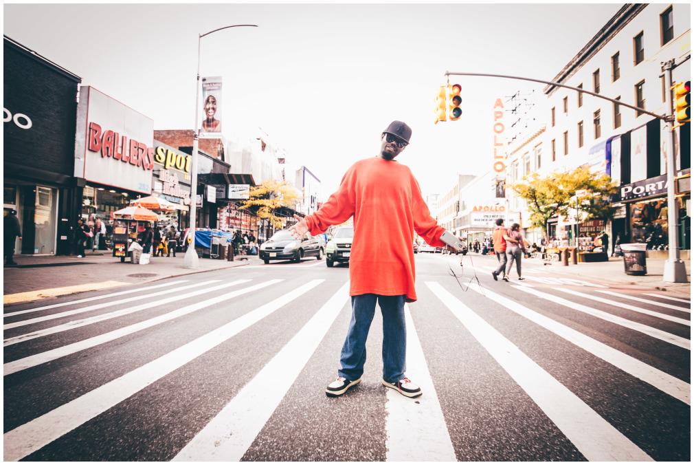 Harlem dude...