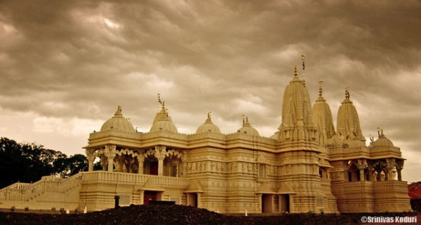 Swami narayan temple at Chicago