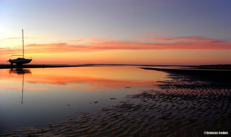 Capecod Sunset