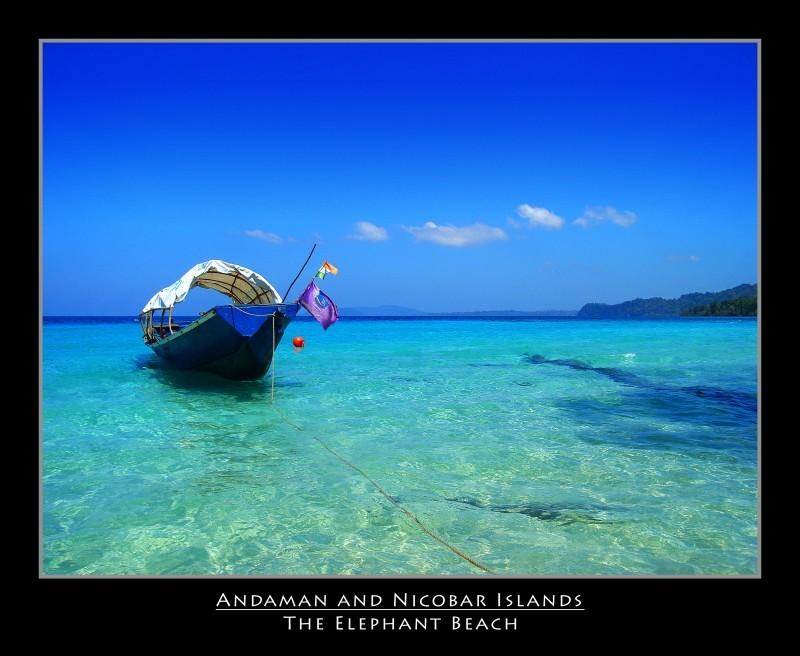 Andaman Nicobar India Beaches