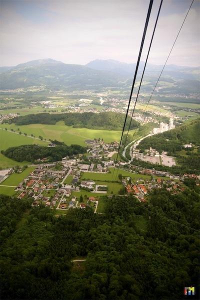 Salzburg Cable Car