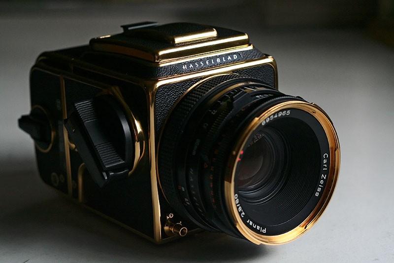 Hasselblad camera