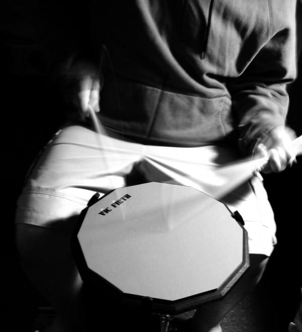 Drum paradiddle