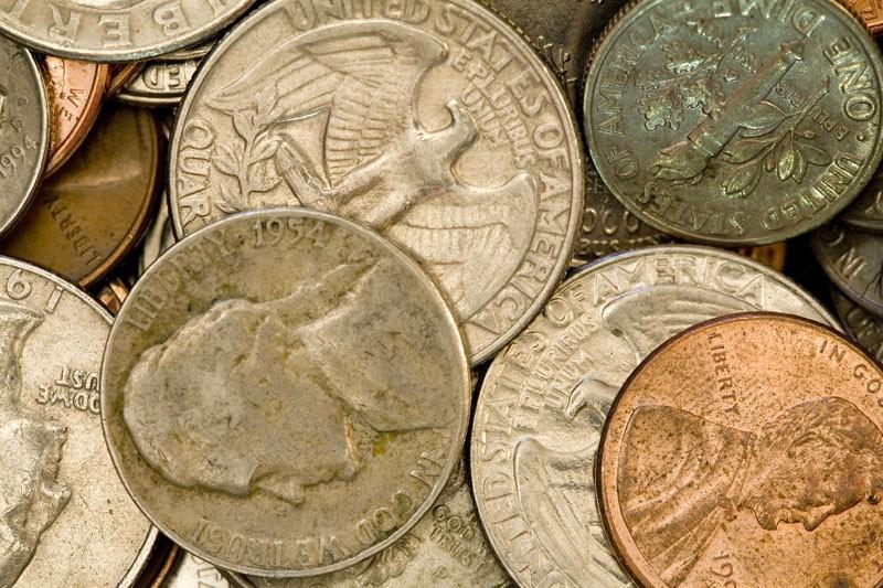 Macroed coins