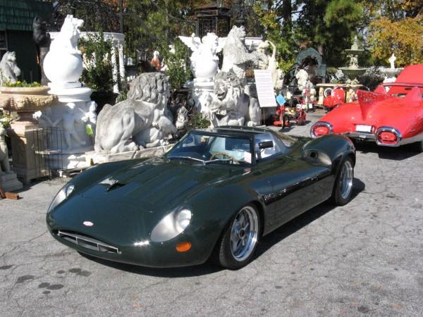 1966 Prototype Jaguar XJ13