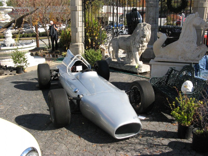 Saab Formula Race Car