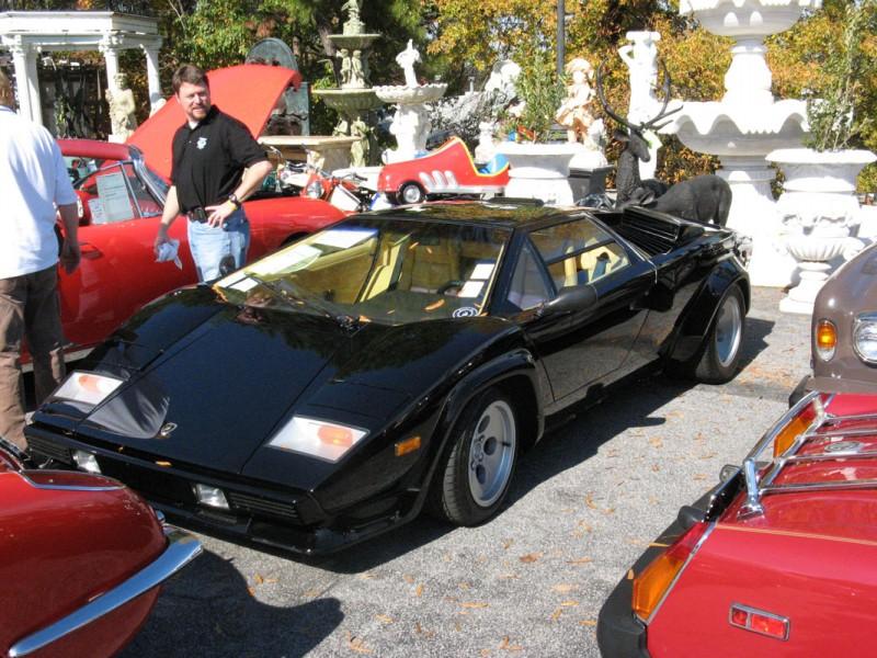 1984 Lamborgini Countach 5000S