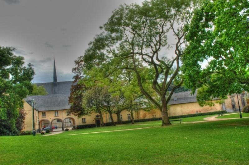 Abbaye de la Cambre HDR