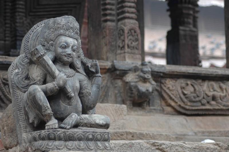 Durbar Square, Bakthapur, Nepal