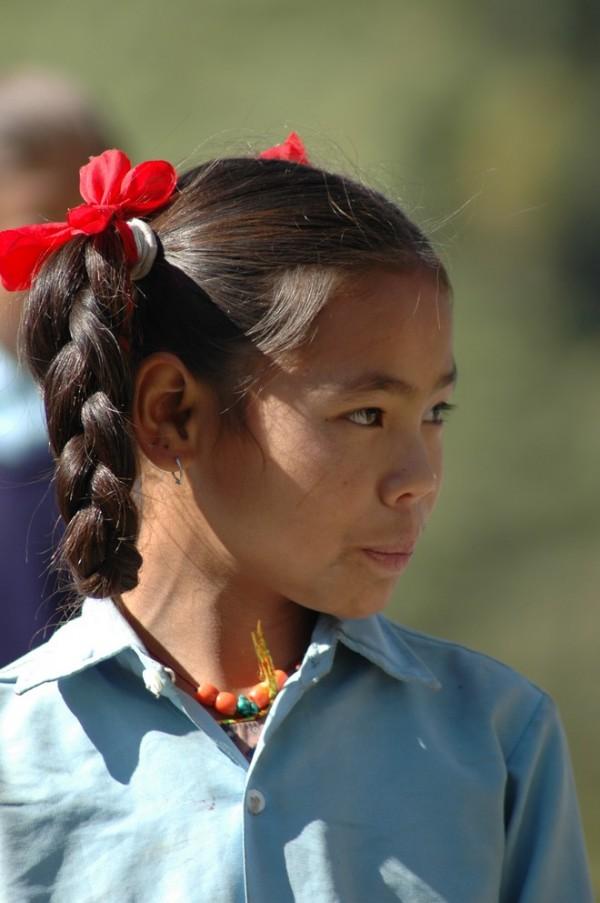 Neapli Schoolgirl