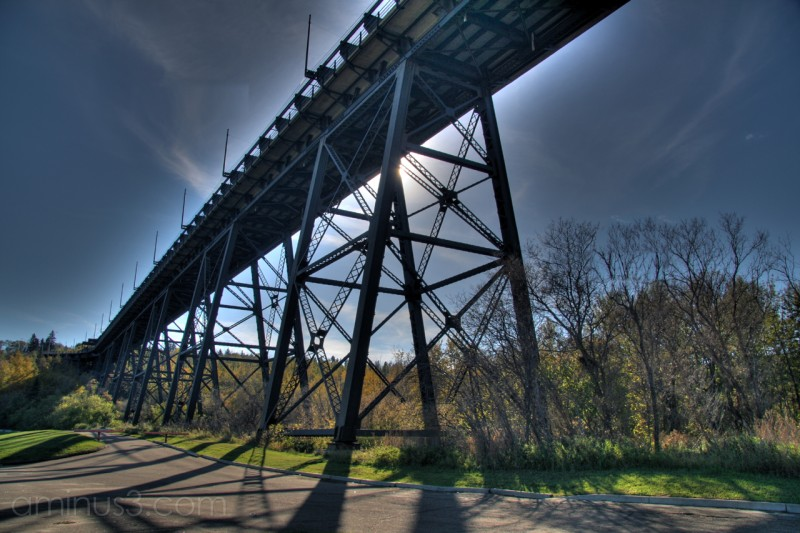 Edmonton's High Level Bridge