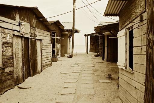 Jamaica Market Scene III