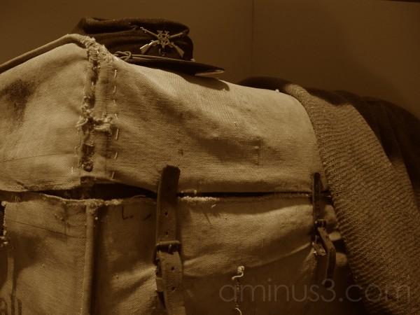 A Soldier's Bag
