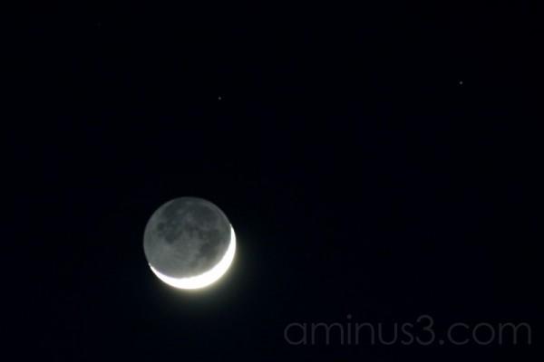 Burning Moon