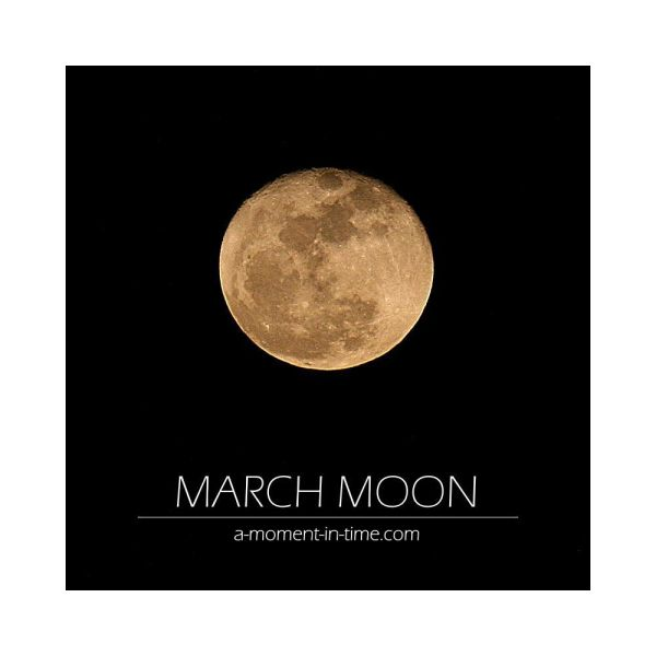 March Moon