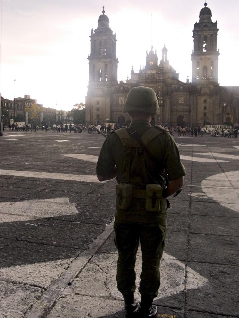 Zócalo Guard
