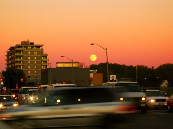 full moon toronto