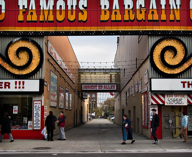 Honest Ed's Bargain Centre