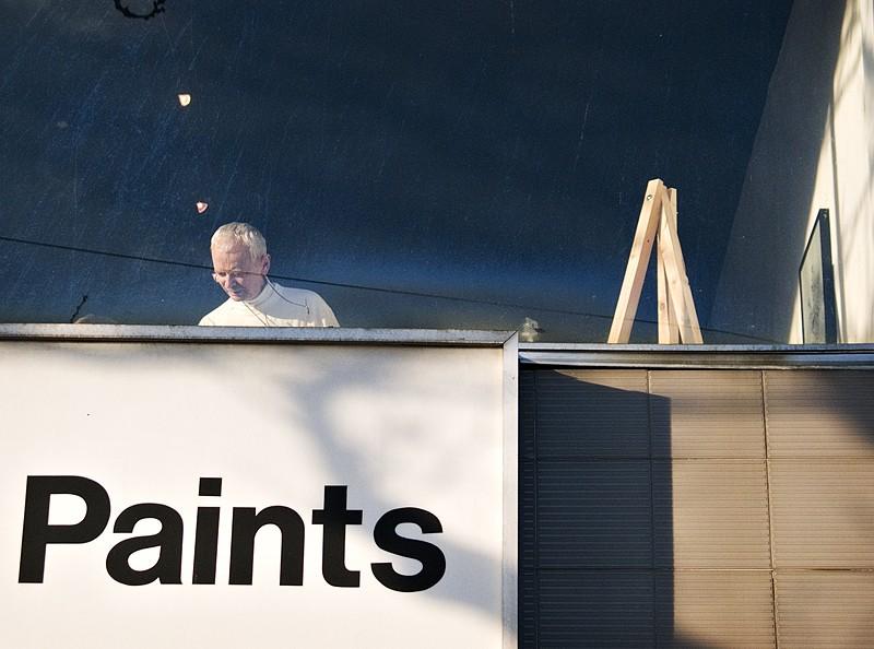 He Paints