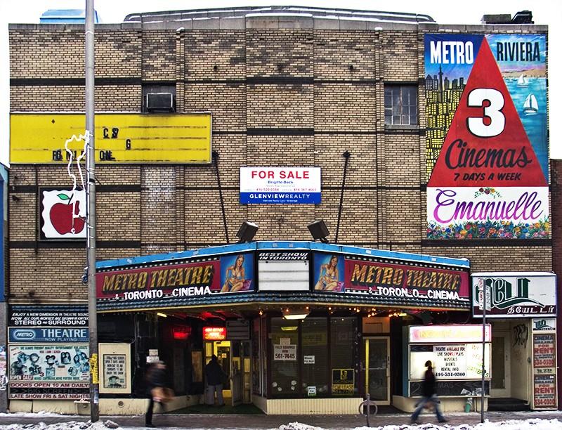The Last Porno Theatre
