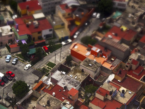 Approaching Tinytown