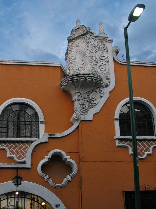 Puebla Twilight