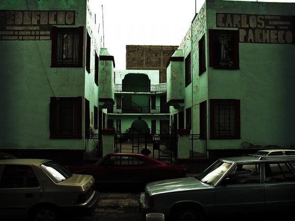 Edificio Carlos Pacheco