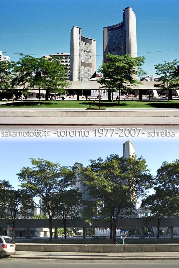 Toronto City Hall 1977-2007