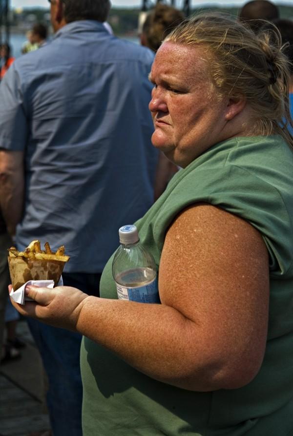 Diet Pepsi & Fries
