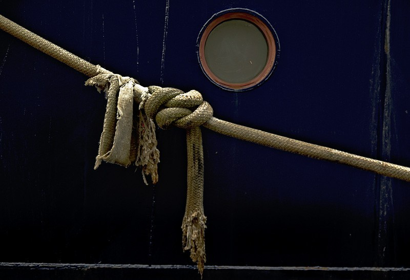 Rope and Porthole [1 of 2]