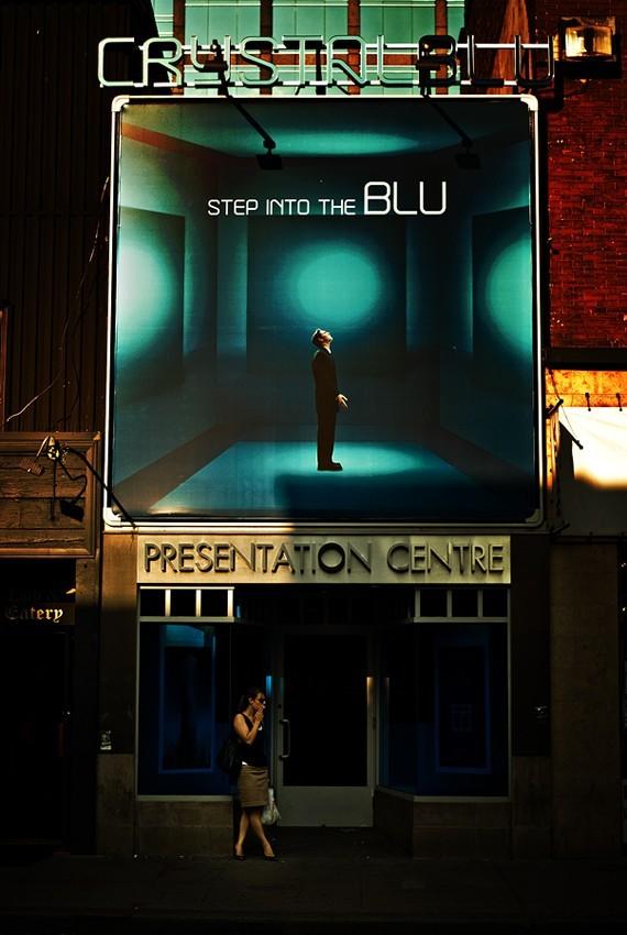 Blu Step
