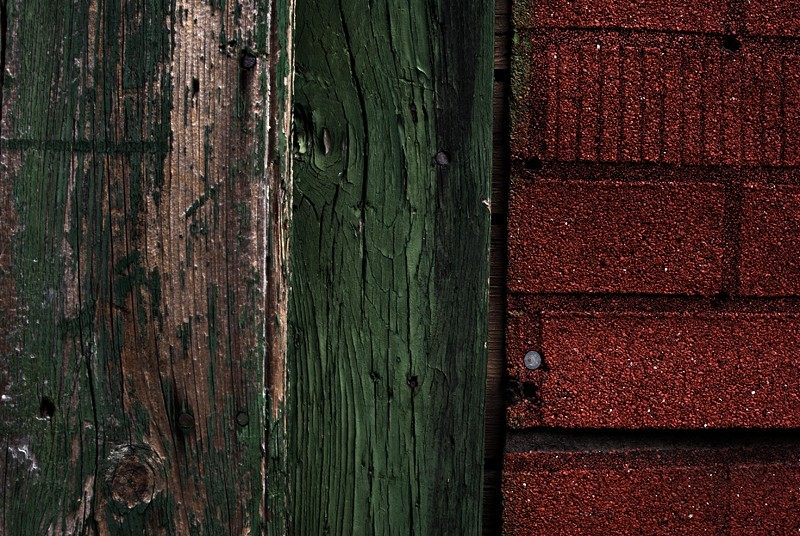 Tar Paper and Green Wood [2 of 5]
