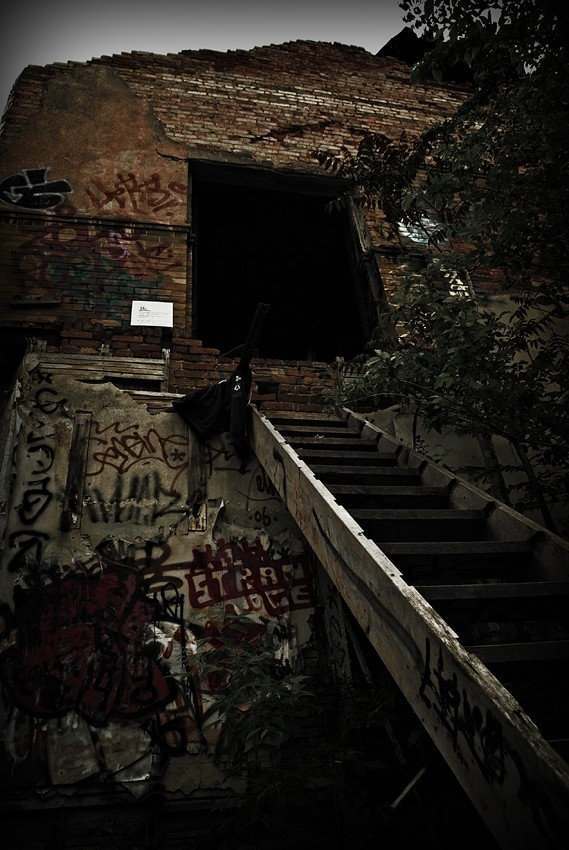 Stairway to the Hideout