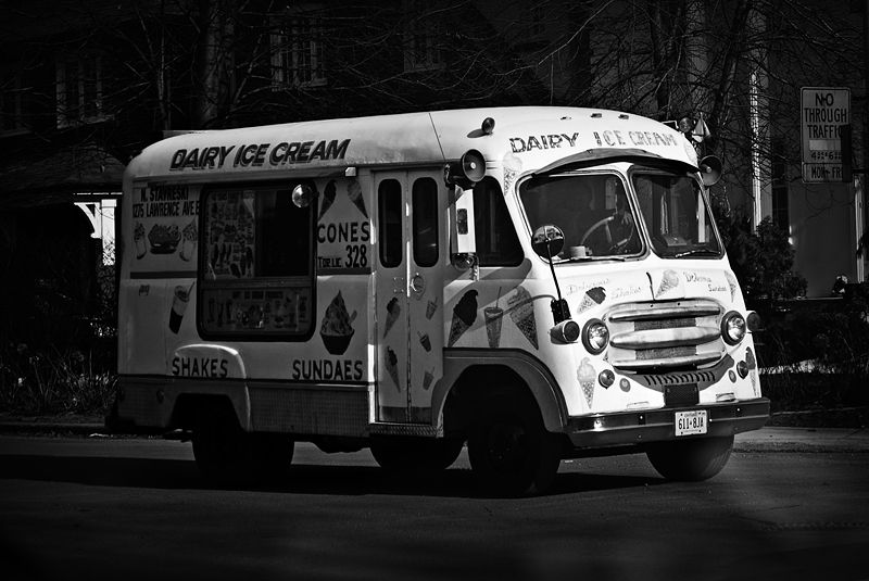 I'm your ice cream man [2 of 2]