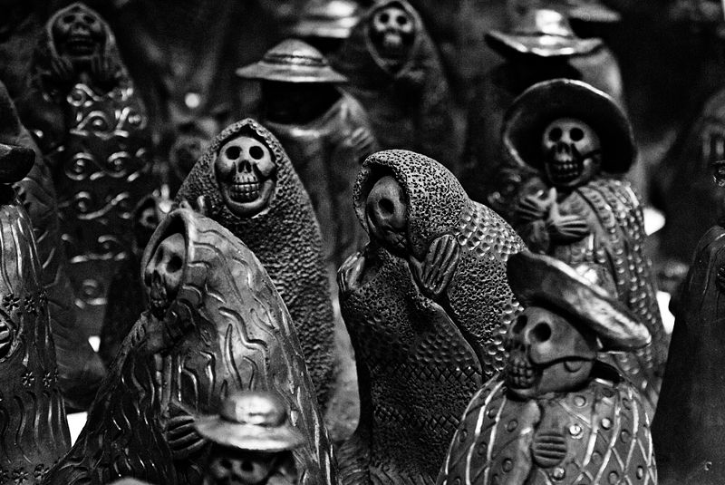 Día de los muertos - Calaveras