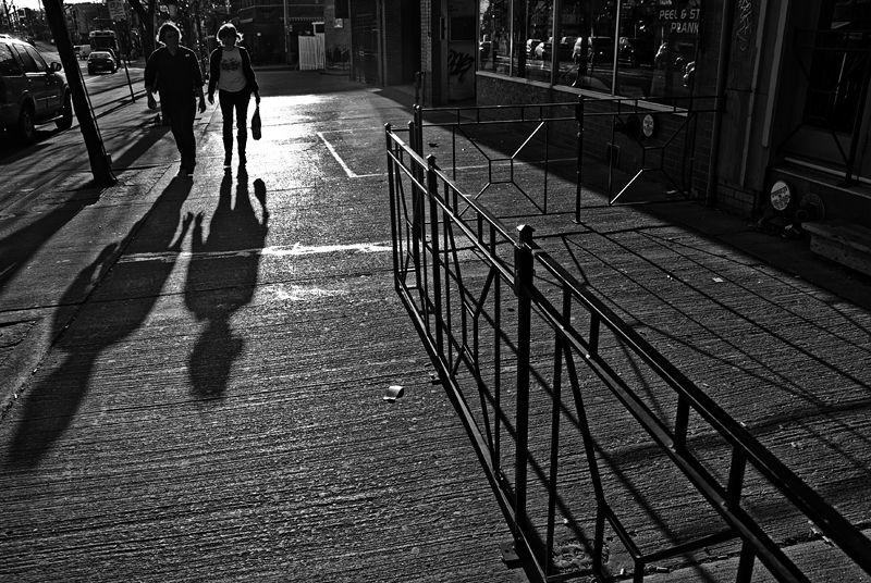 Cartoon Shadows