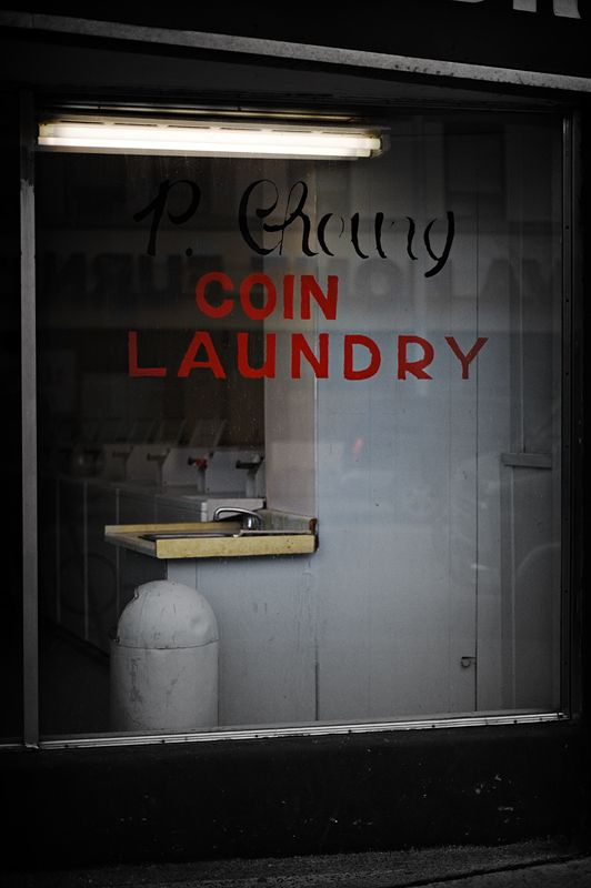 P. Cheung: Coin Laundry